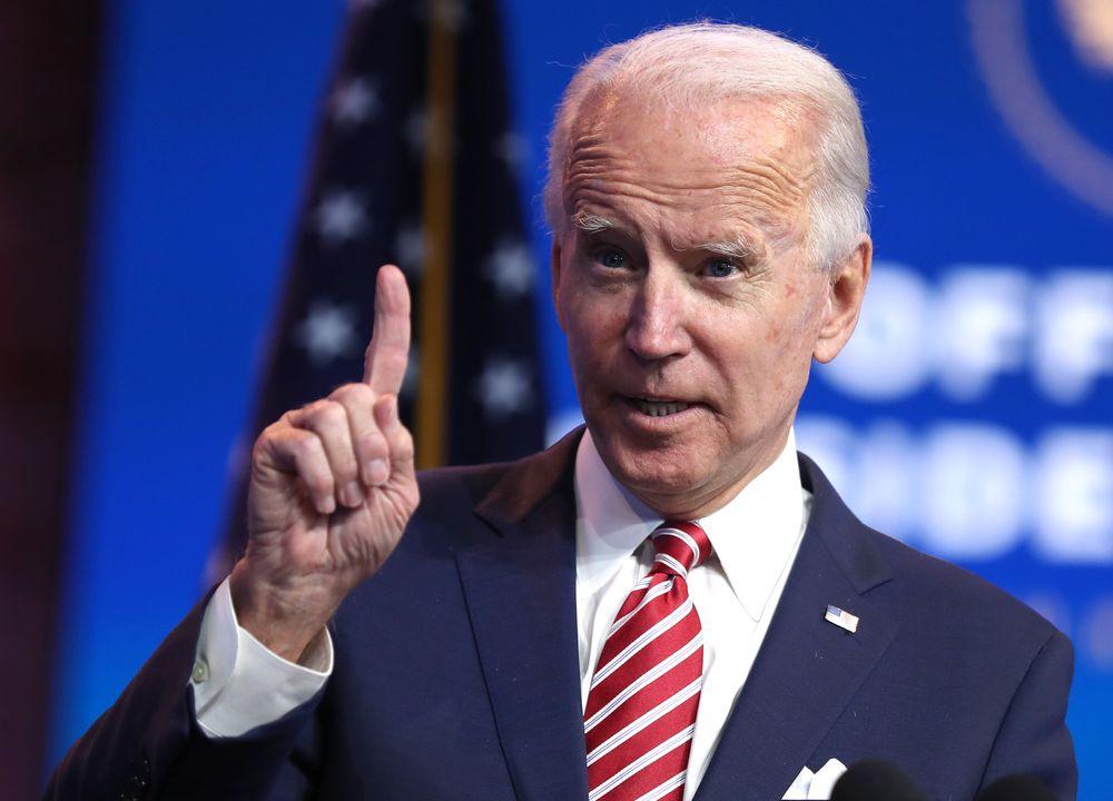 US President Joe Biden on jobs