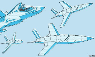 autonomous flight technology with Merlin labs