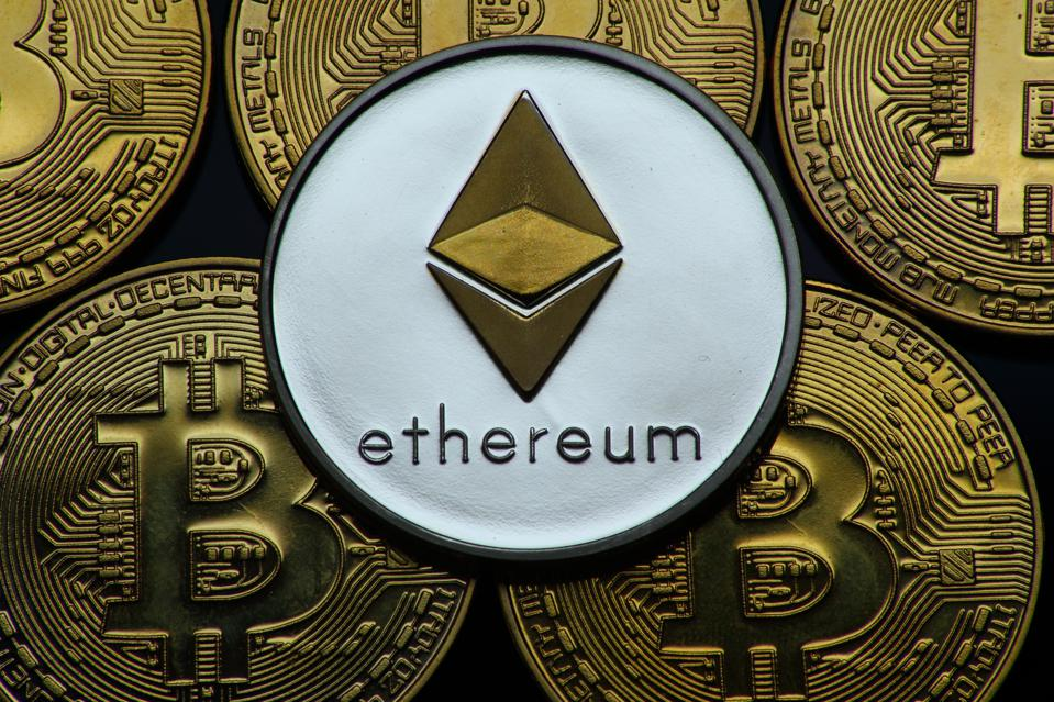 Ether / Ethereum coin