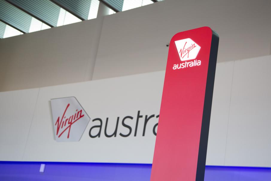 Qantas Virgin Australia Logo