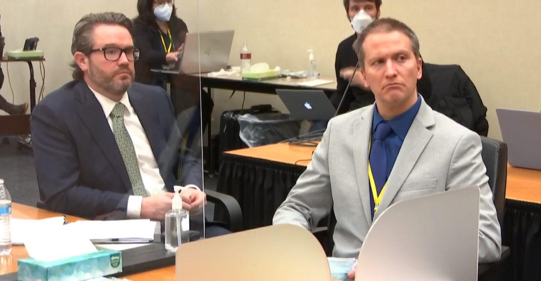 Derek Chauvin requests retrial