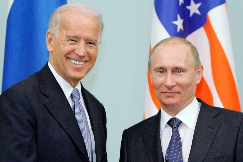 President Joe Biden and Vladimir Putin will meet in Geneva