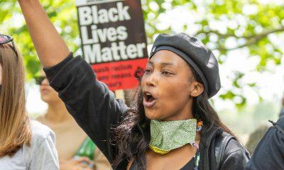 Sasha Johnson BLM Activist