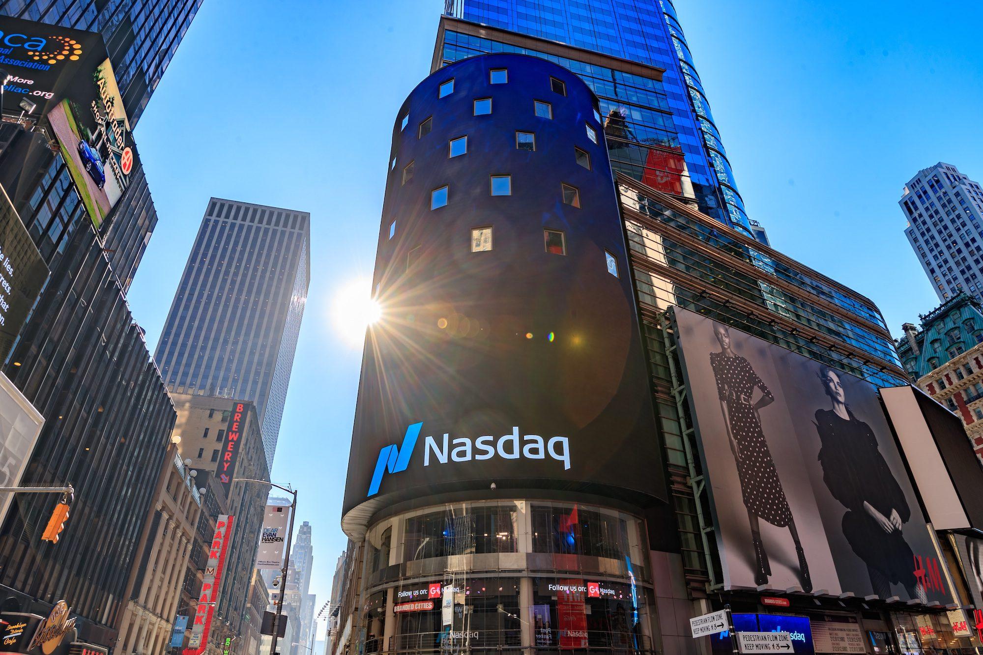 Tech stocks drop