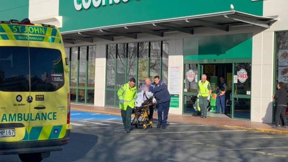 four people stabbed in NZ