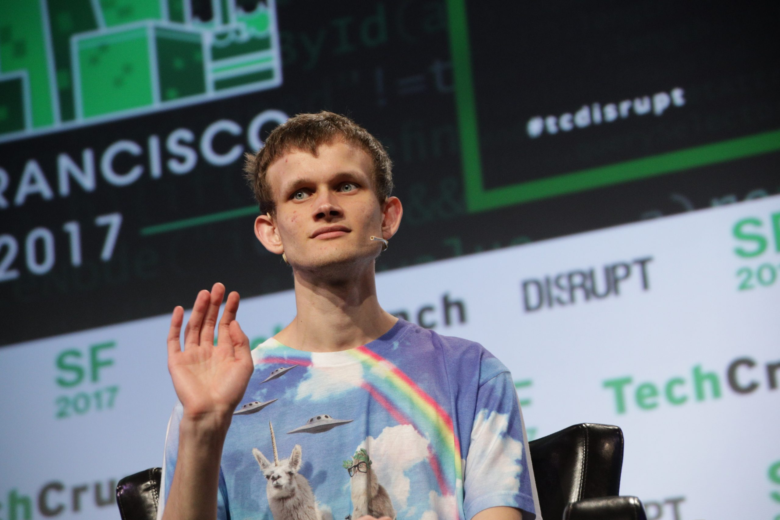 Ethereum creator officially becomes a billionaire