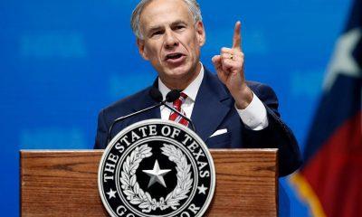 Texas governor walk-out