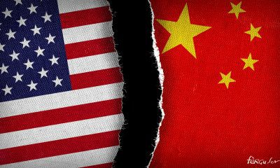 Fractured relationship between US and China after NATO summit
