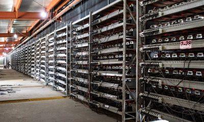 China bitcoin mine