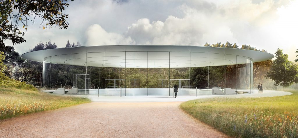 Apple Park is a massive new complex housing thousands of employees