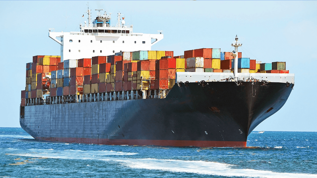 COVID has caused a global shipping crisis.