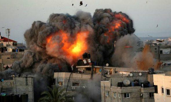Israel and Gaza Ceasefire