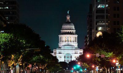 Democrats leave Texas.