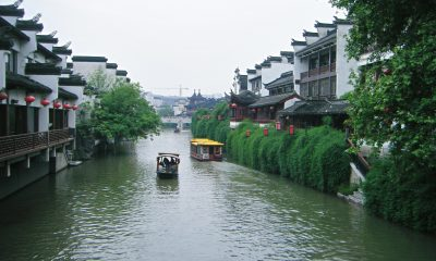 China COVID-19 cases rise in Nanjing.
