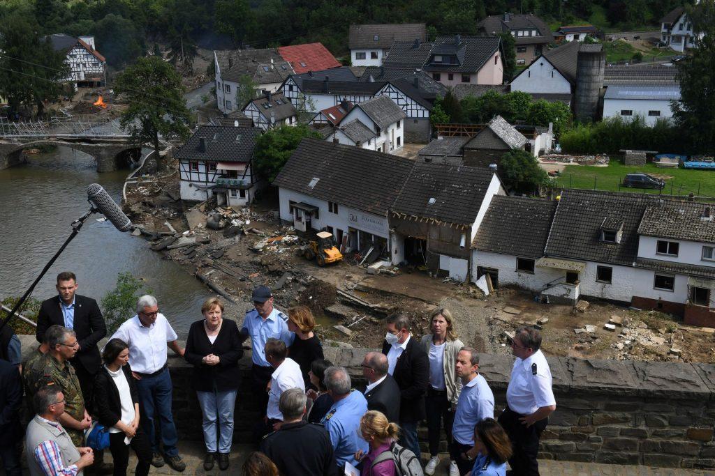 floods Western Europe
